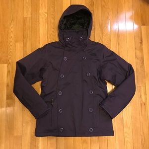 North Face Winter Coat, Size Small